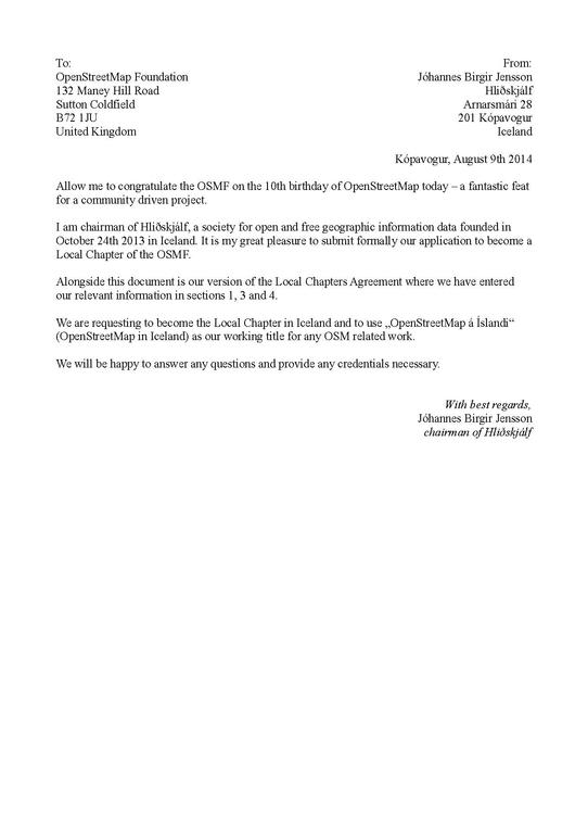File:Application for OSMF local chapter letter Iceland.pdf ...